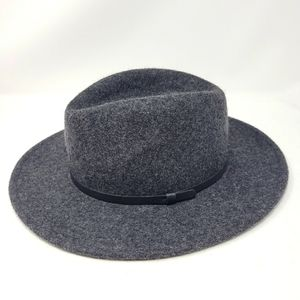 Goodfellow And Co Grey Felt Wool Hat Size Large Extra Large